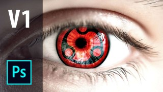 Como fazer EFEITO SHARINGAN no Photoshop? Tutorial de Photoshop #1
