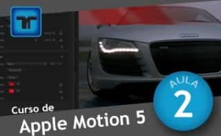 Curso de Apple Motion - Aula 02 - TIMELINE - LINHA DO TEMPO - Motion Design - Tutorial de Motion