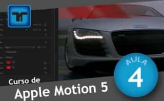 Curso de Apple Motion - Aula 04 - PROJECT PROPERTIES - Propriedades do Projeto no Motion5