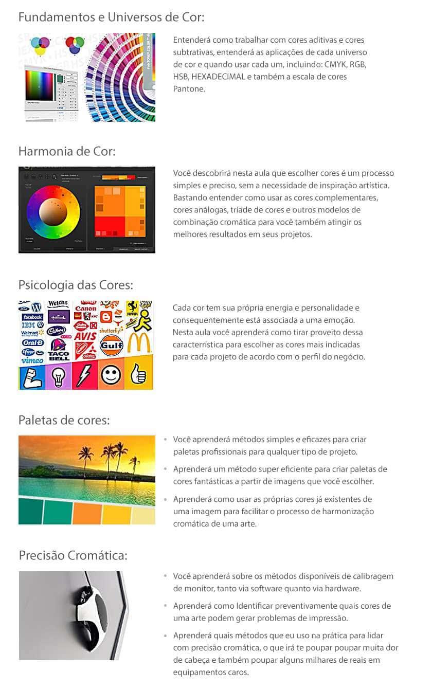 curso de cor color master detalhes